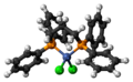 Dichloro(1,3-bis(diphenylphosphino)propane)nickel complex ball.png