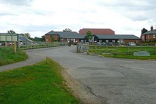 Grazeley village in the United Kingdom