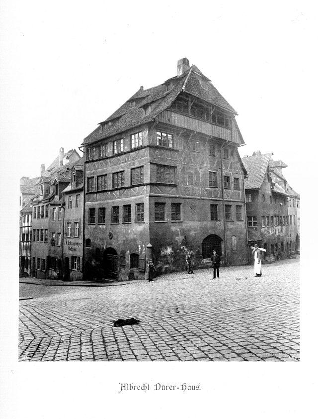 Albrecht-Dürer-Haus - Wikiwand