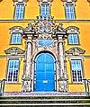 Die Universität Osnabrück ist eine öffentliche Universität in Osnabrück, NiedersachsenVon der Jesuitenuniversität übernahm die Osnabrücker Neugründung zunächst das Universitätswappen, das dahingehend geändert - panoramio.jpg