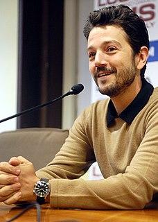 Diego Luna Mexican actor