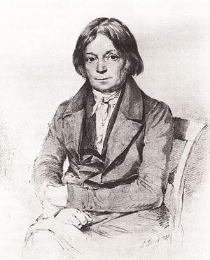 Joseph Görres - Joseph Görres in 1838