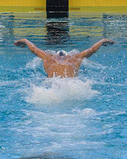 Diogo Carvalho Portuguese swimmer