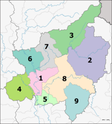 Districts Phitsanulok province.png
