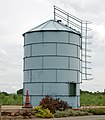 Disused silo at Hilltop Farm - geograph.org.uk - 1404504.jpg