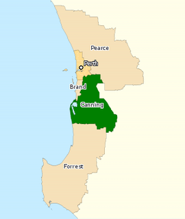 2015 Canning by-election Australian federal by-election