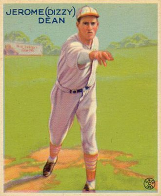 Houston Buffaloes - Hall of famer pitcher Dizzy Dean was scouted by Houston and helped the 1931 team win the Texas League pennant