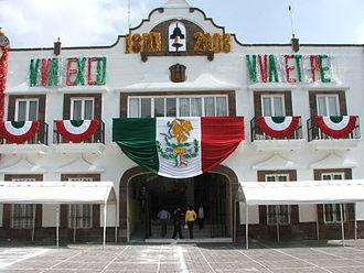 Metepec - Municipal Headquarters, Metepec