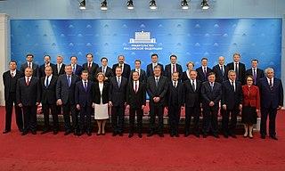 Dmitry Medvedevs First Cabinet