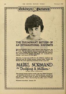 Dodging a Million 1918 film by George Loane Tucker