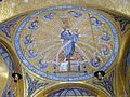 Dome mosaic in a chapel of Mont Sainte-Odile.jpg