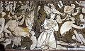 Domenico Beccafumi (disegno), Mosé fa scaturire l'acqua dalla rupe di Horeb, 1524-25, 03.JPG