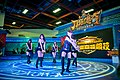 Dota Legend promotional models, Taipei IT Month 20141205b.jpg