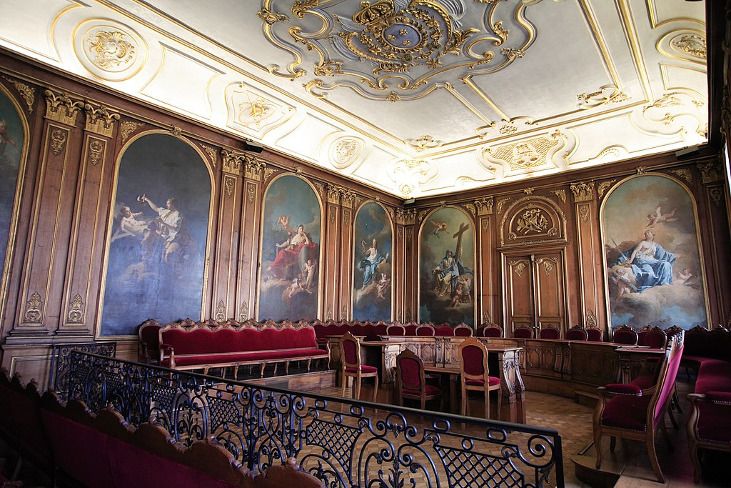 Douai - Grand chambre du parlement de Flandre - ADLanglet