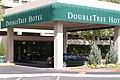 DoubleTree Hotel Albuquerque, entrance.jpg