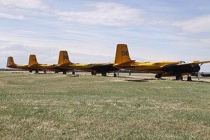 Air Spray - Douglas A-26 Invader