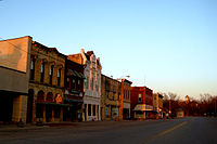 Downtown marion kansas 2009.jpg