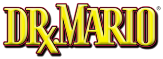 Mario (franchise) - The Dr. Mario series logo.