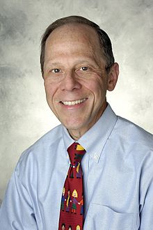 A photo of Frederick Kaplan, Co-Director Center for Research in FOP.