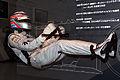 Driving position figure (Takuma Sato) front-right Suzuka RacingTheater.jpg