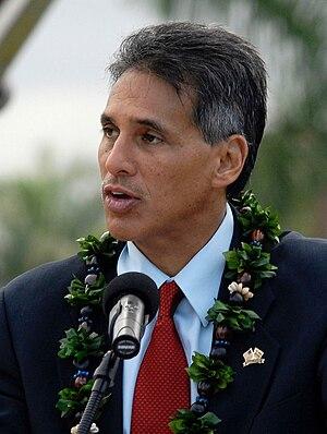 Hawaii gubernatorial election, 2010 - Image: Duke Aiona