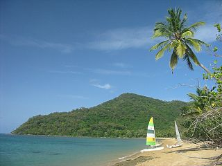 Dunk Island Queensland, Australia