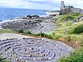 Dunure Labyrinth - geograph.org.uk - 1406828.jpg