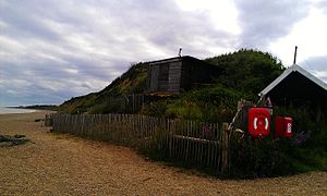 Dunwich - Beach at Dunwich