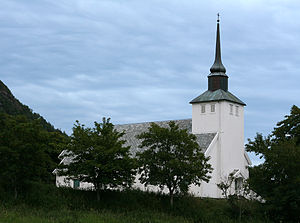 Dun Church - Image: Duun kirke
