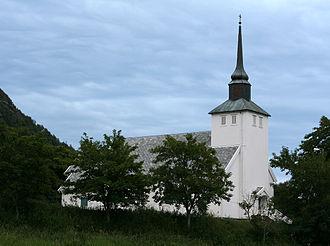 Dun Church - Image: Duun kirke