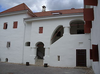 Pskov Oblast - The Pozdnoyev House, Pskov