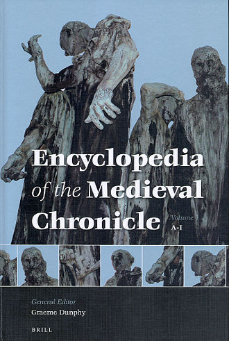 Medieval Chronicle Society - Cover of the EMC
