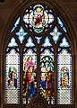 East window of Christ Church, Higher Bebington.jpg