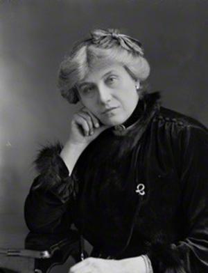 Edith Balfour Lyttelton - Image: Edith Balfour Lyttelton spiritualist