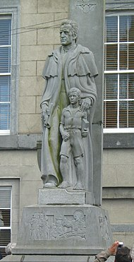 Edmund Rice statue, Callan