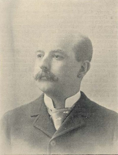 Edward B. Butler, American businessman