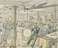 Edward Lawton Moss - A little music, HMS Alert.jpg
