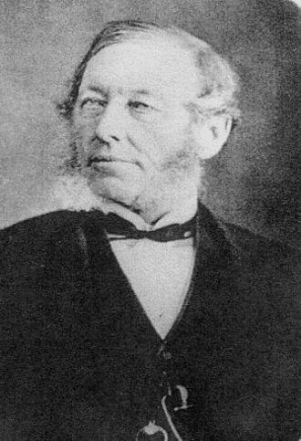 Edmund Sharpe - Sharpe circa 1860