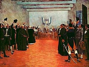 Resultado de imagen para Fotos del reconocimiento de la independencia de la República Argentina