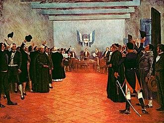 Le Congrès de Tucuman 330px-El-Congreso-de-Tucum%C3%A1n-1816-Francisco-Fortuny