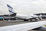 El Al, 4X-ELC, Boeing 747-458 (27859716444).jpg