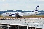 El Al Israel Airlines, 4X-EHB, Boeing 737-958 ER (16271211937) (2).jpg