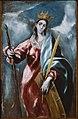 El Greco - Saint Catherine, 1610–14.jpg