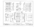 El Palacio Real de Santa Fe, Palace Avenue, Santa Fe, Santa Fe County, NM HABS NM,25-SANFE,2- (sheet 21 of 26).png