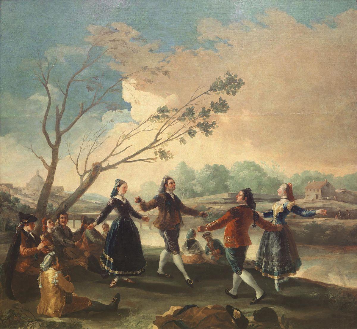 Danza Espanola Wikipedia La Enciclopedia Libre
