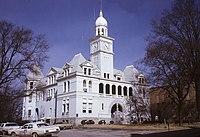 Elbert County Georgia Courthouse