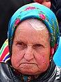 Elderly Woman in Market - Polotsk - Vitebsk Oblast - Belarus - 02 (27552868751).jpg