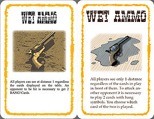 Bang! (card game) - Another look at changes in the new English translation