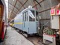 Electrische Museumtramlijn Amsterdam, Werkplaats foto 1.jpg
