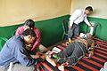 Electrocardiogram - Health Check-up Camp - Howrah Swamiji Sangha - Dumurjala - Howrah 2015-04-12 7684.JPG